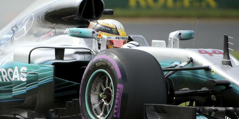 Mercedes - Foto: Rick Rycroft