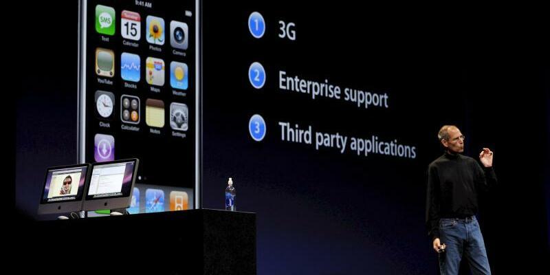 iPhone 3G - Foto: John G. Mabanglo