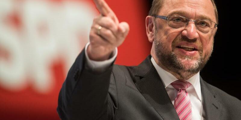 Martin Schulz - Foto: Bernd Thissen