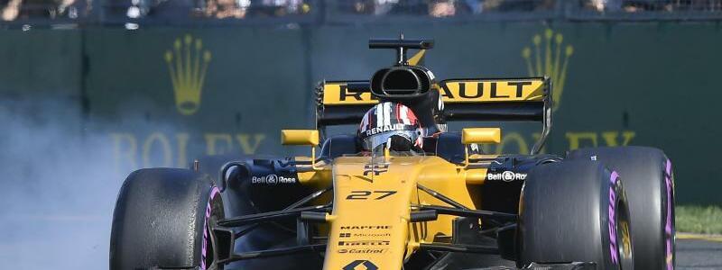 Renault-Pilot - Foto: Andy Brownbill