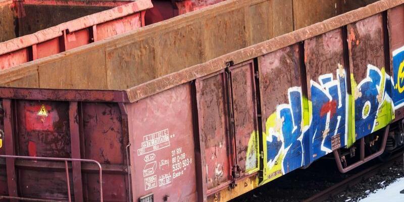 Güterwagen - Foto: Nicolas Armer/Archiv