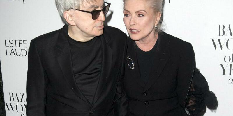 Debbie Harry und Chris Stein - Foto: Hannah Mckay