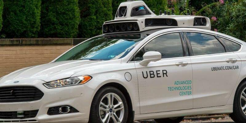 Selbstfahrender Uber-Wagen - Foto: Uber