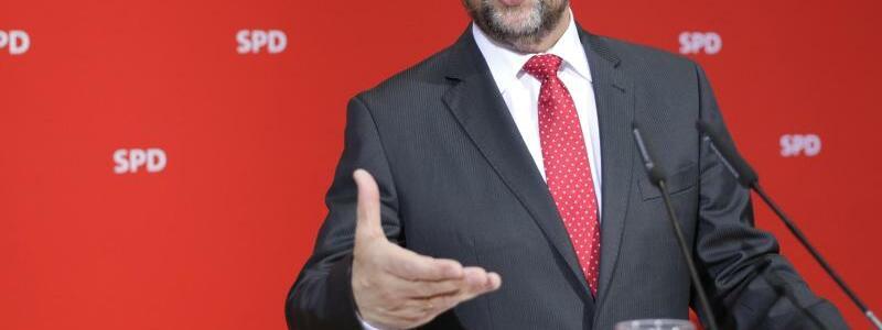 Schulz - Foto: Kai Nietfeld
