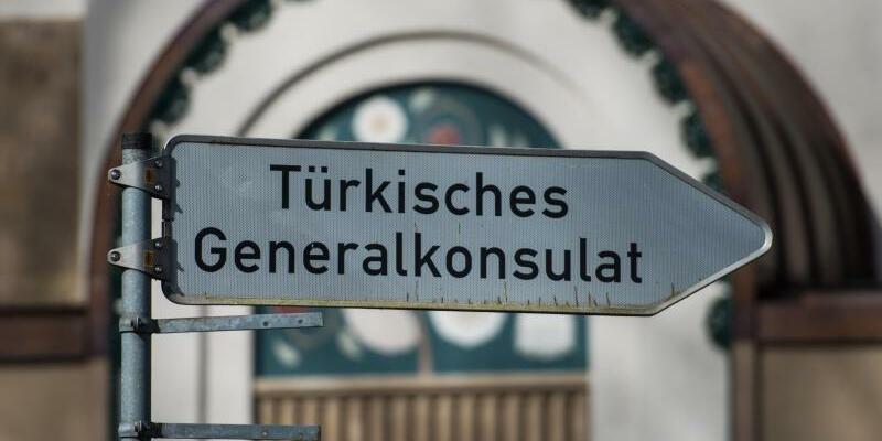 Generalkonsulat der Türkei in Mainz - Foto: Andreas Arnold