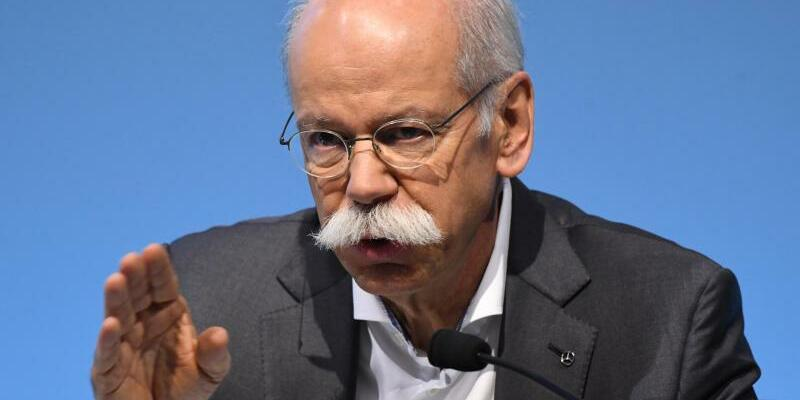 Daimler - Dieter Zetsche - Foto: Uli Deck