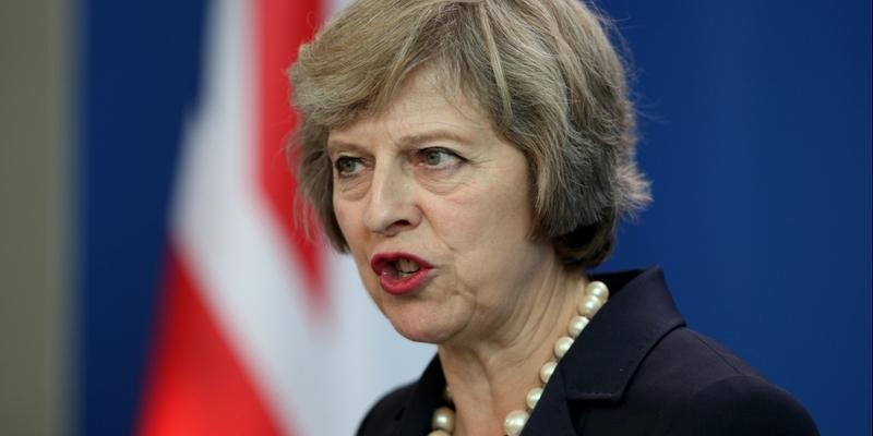 Theresa May - Foto: über dts Nachrichtenagentur