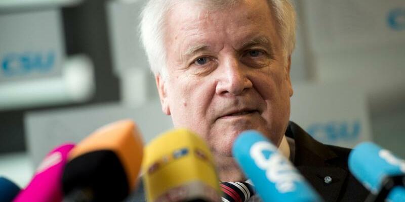 Seehofer - Foto: Seehofer ist sich sicher:«Wir werden nur mit Angela Merkel diesen Wahlkampf gewinnen.» Foto:Alexander Heinl