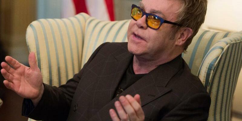 Elton John - Foto: Shawn Thew