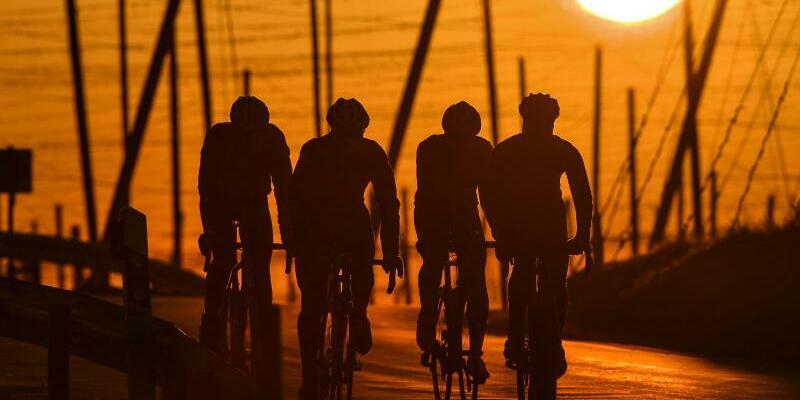Radfahrer - Foto: Deutschland wandelt sich zum Fahrradland. Foto:Felix Kästle
