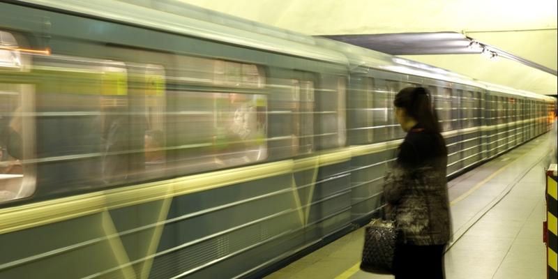 Metro St. Petersburg - Foto: über dts Nachrichtenagentur