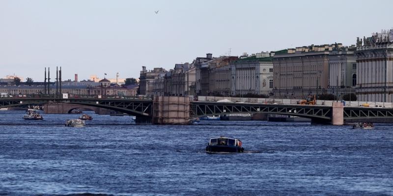 Fluss Newa bei St. Petersburg - Foto: über dts Nachrichtenagentur