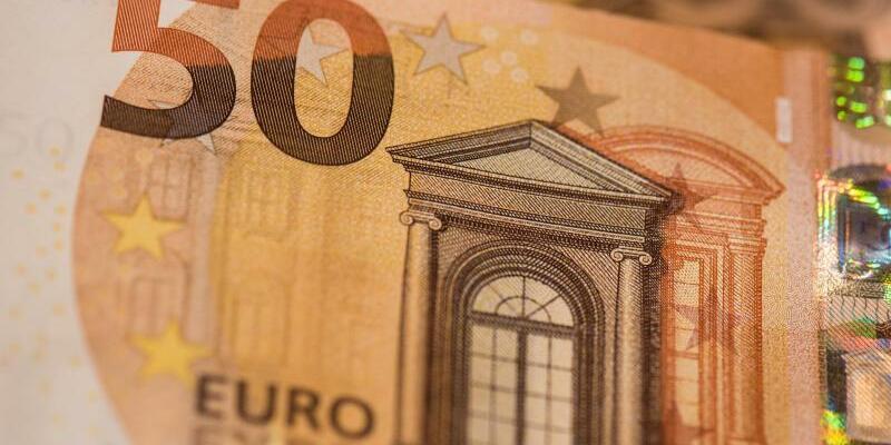 Neue 50-Euro-Banknote - Foto: Boris Roessler