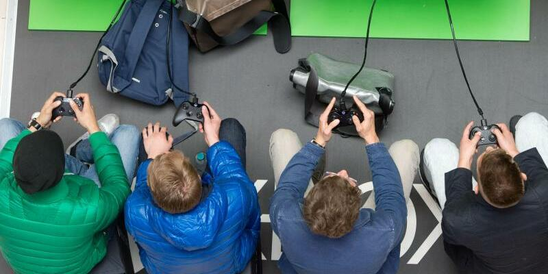 Videospiel - Foto: Sebastian Kahnert