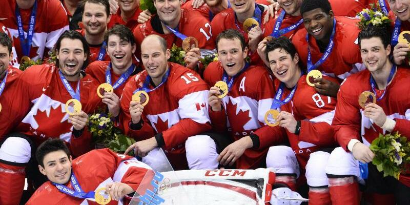 Eishockey - Foto: Olympische Winterspiele ohne Eishockey-Stars? Für viele NHL-Spieler ist es undenkbar nicht für ihr Land aufs Eis zu gehen. Foto:Larry W. Smith