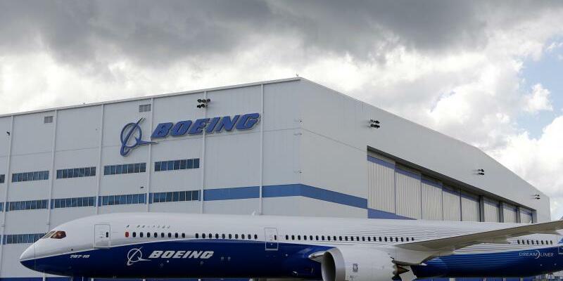 Boeing - Foto: Mic Smith