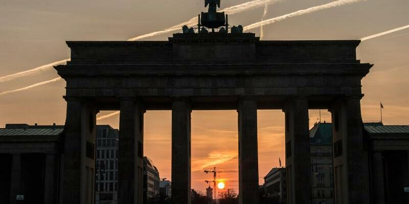 Brandenburger Tor - Foto: Paul Zinken