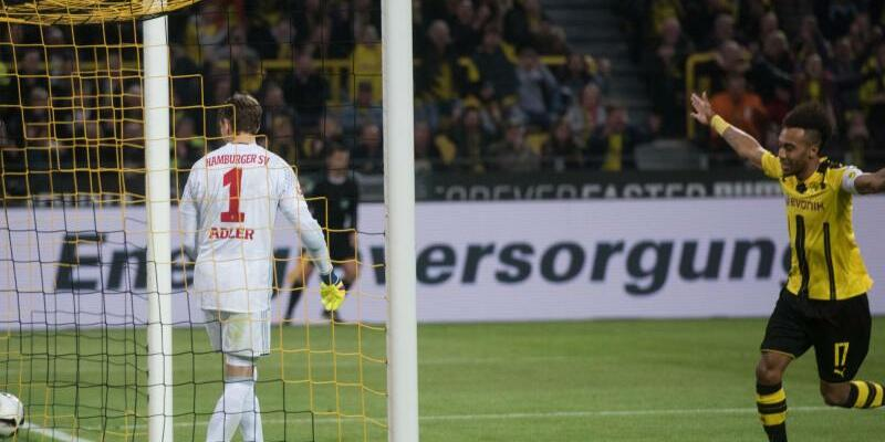 Borussia Dortmund - Hamburger SV - Foto: Bernd Thissen