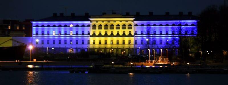 Finnland gedenkt der Opfer von Stockholm - Foto: Markku Ulander/Lehtikuva