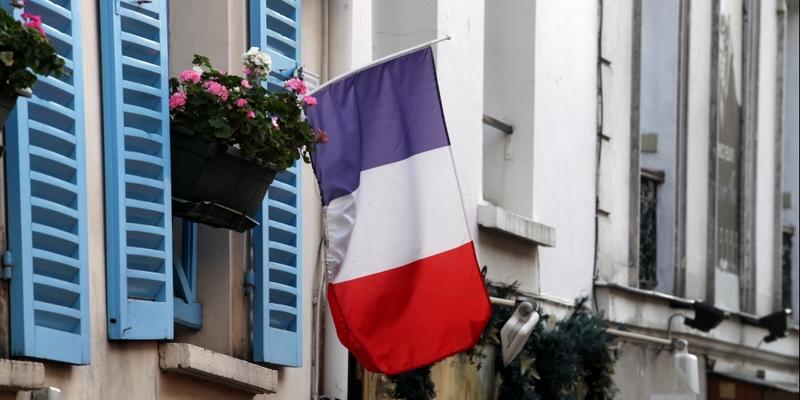 Französische Fahne - Foto: über dts Nachrichtenagentur