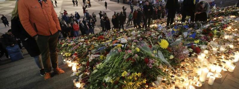 Nach dem Anschlag - Foto: Markus Schreiber/Archiv