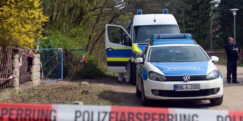 Mord in Borkheide - Foto: Julian Stähle