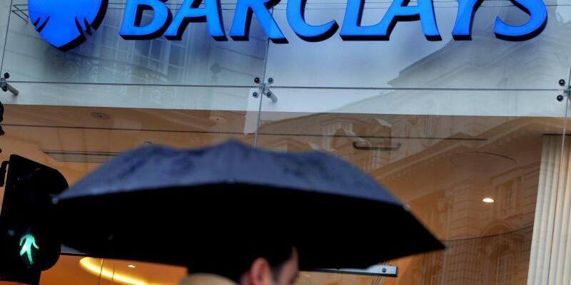 Barclays - Foto: Dem Barclays-Chef drohen auch Sanktionen der britischen Finanzaufsicht, die sich ebenfalls eingeschaltet hat. Foto:Andy Rain