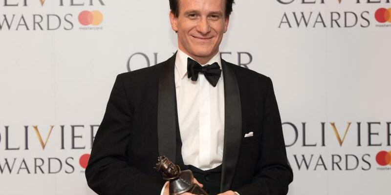 Olivier Awards - Jamie Parker - Foto: Chris J Ratcliffe