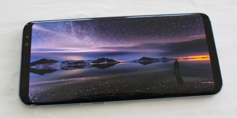 Samsung Galaxy S8 - Foto: Philip Dethlefs