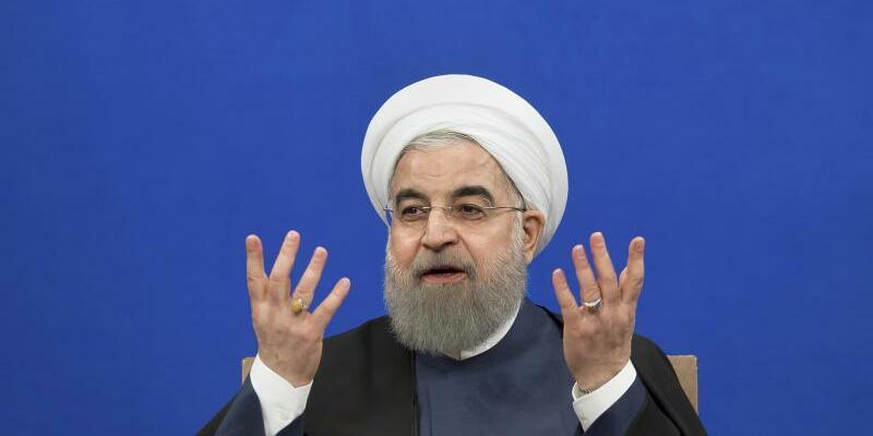 Hassan Ruhani - Foto: Ebrahim Noroozi