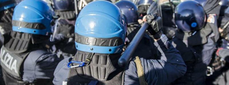 Polizei im Einsatz - Foto: Davie Bosco