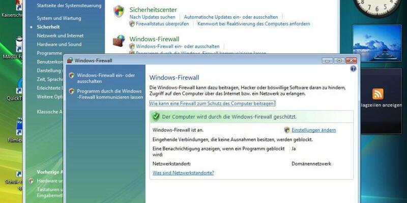 Windows Vista - Foto: dpa-tmn