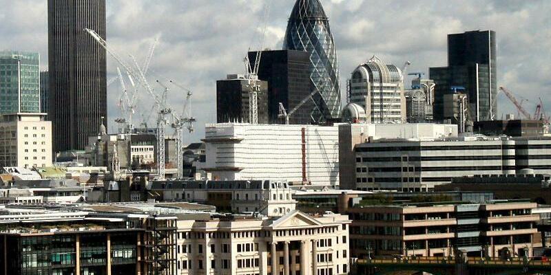 Londoner Bankenviertel - Foto: Andy Rain