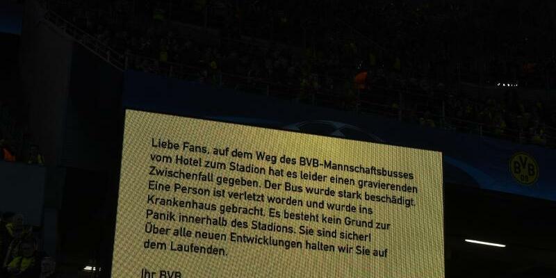 Stadion-Information - Foto: Federico Gambarini