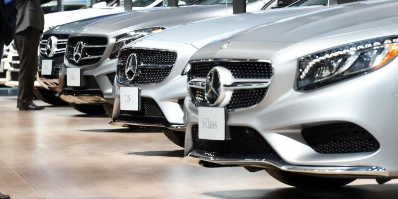Daimler - Foto: Uli Deck