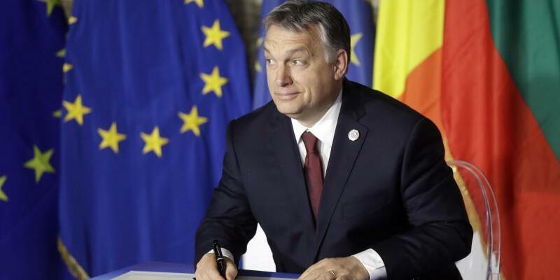 Viktor Orban - Foto: Alessandra Tarantino