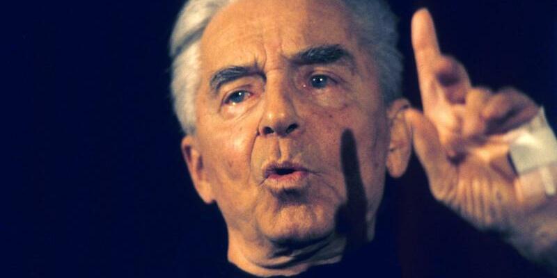 Herbert von Karajan - Foto: Martina Hellmann