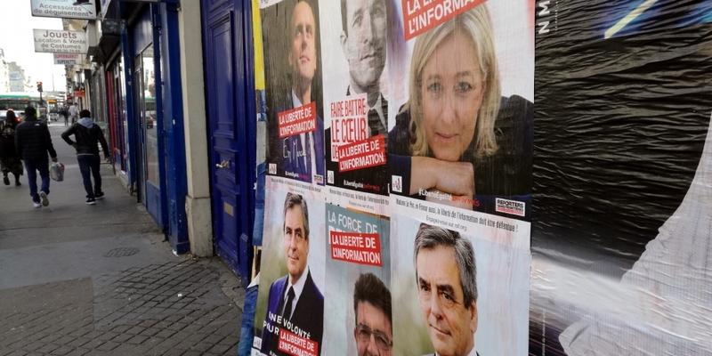 Kandidaten für die Präsidentschaftswahl in Frankreich 2017 - Foto: über dts Nachrichtenagentur