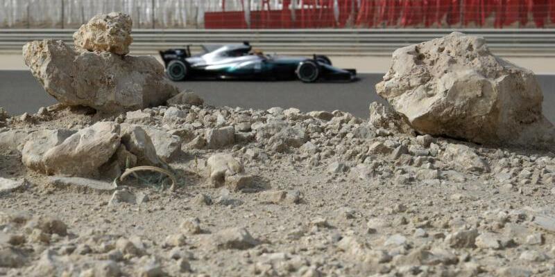 Wüstenrennen - Foto: Hassan Ammar