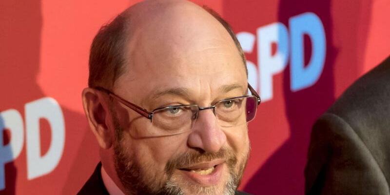 Kanzlerkandidat Schulz - Foto: Peter Steffen