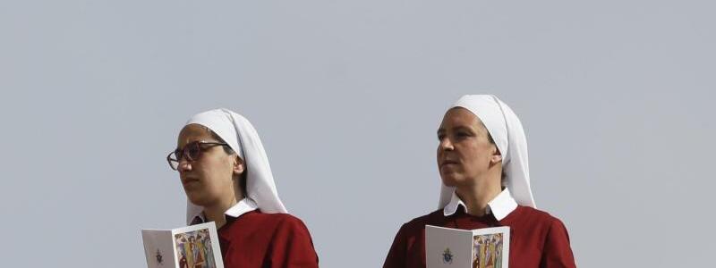 Messe im Vatikan - Foto: Gregorio Borgia