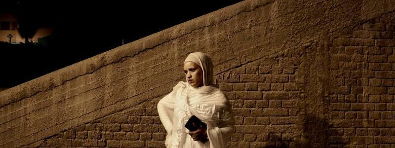 Koptische Christen in Ägypten - Foto: Nariman El-Mofty