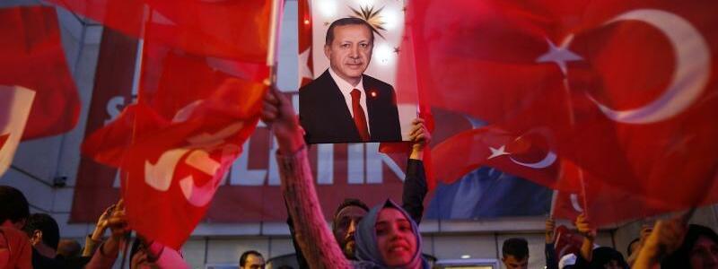 Türkei Referendum - Foto: Emrah Gurel