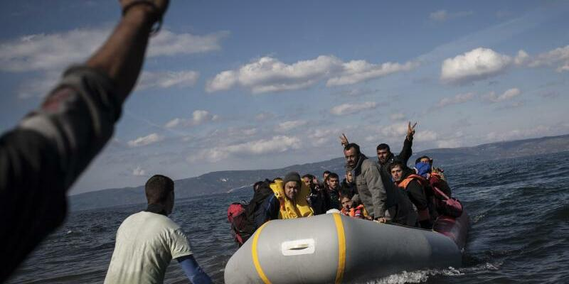 Flüchtlinge - Foto: Socrates Baltagiannis
