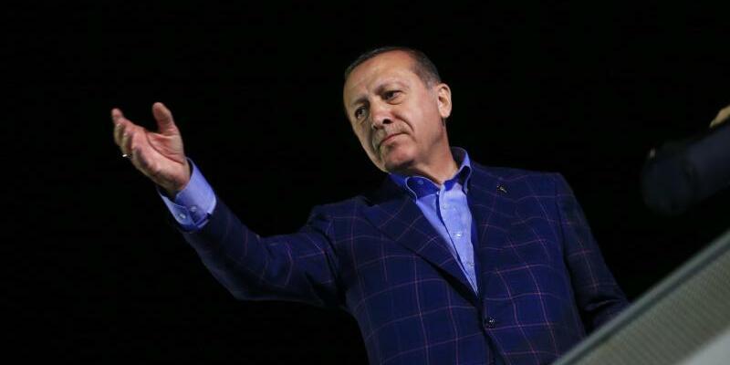 Erdogan - Foto: Lefteris Pitarakis