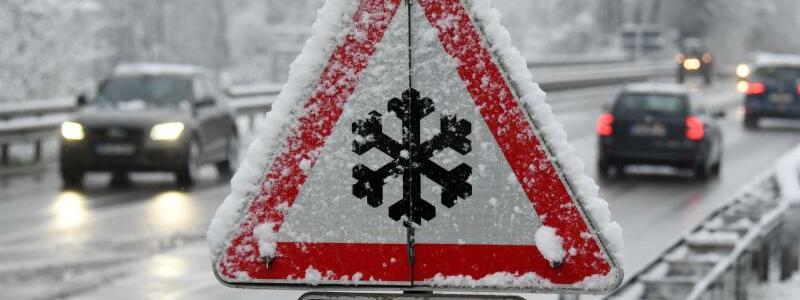 Wintereinbruch in Bayern - Foto: Tobias Hase