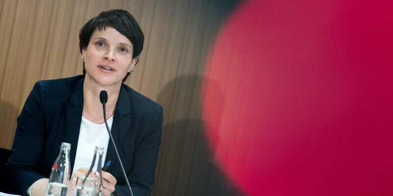 Frauke Petry - Foto: Bernd von Jutrczenka