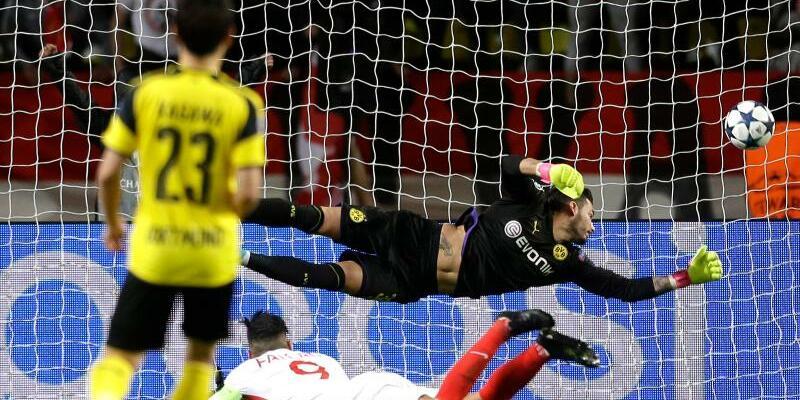 AS Monaco - Borussia Dortmund - Foto: Claude Paris