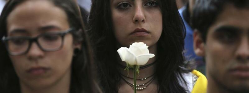 Trauer und Protest - Foto: Fernando Llano