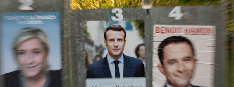 Wahlplakate - Foto: Kay Nietfeld